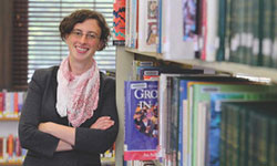 Emily Donnelly, Library Director